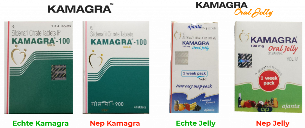 Kamagra-Fake-Real